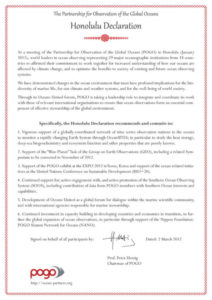 Honolulu Declaration