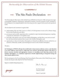 Sao Paulo Declaration