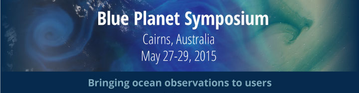 2nd GEO Blue Planet Symposium, Cairns, Australia