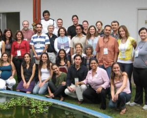 1st Centre of Excellence Regional training in Brazil
