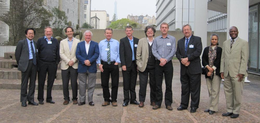 World Association of Marine Stations workshop