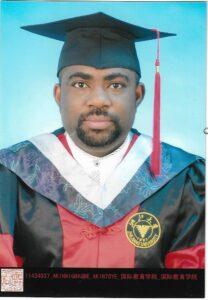 Testimonial: Akinnigbagbe Akintoye Edward